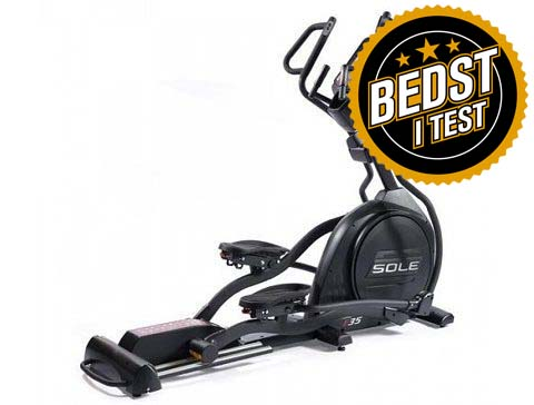 Sole E35 Bluetooth crosstrainer (Bedst I test)