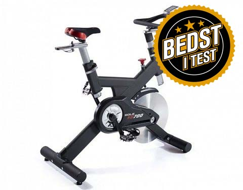 Sole SB700 spinningcykel (Bedst i test)