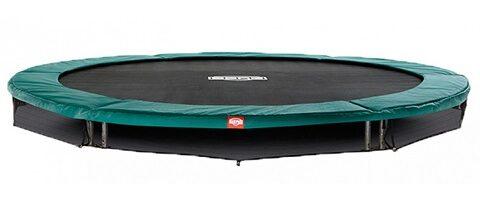 BERG Talent InGround nedgravet trampolin (Bedst til prisen)