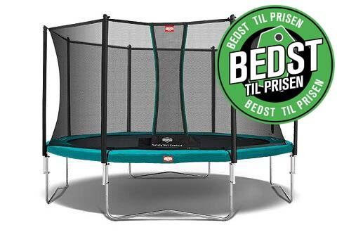 BERG Favorit inkl. Comfort sikkerhedsnet (Bedst til prisen)