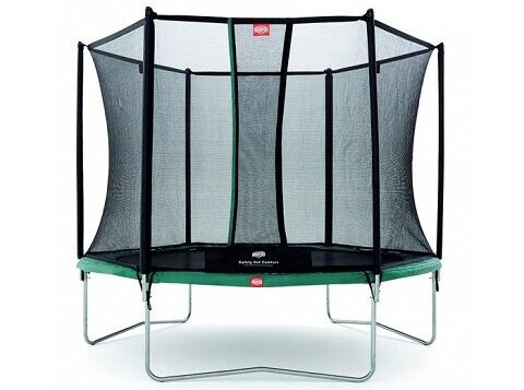 BERG trampolin Talent inkl. Comfort sikkerhedsnet