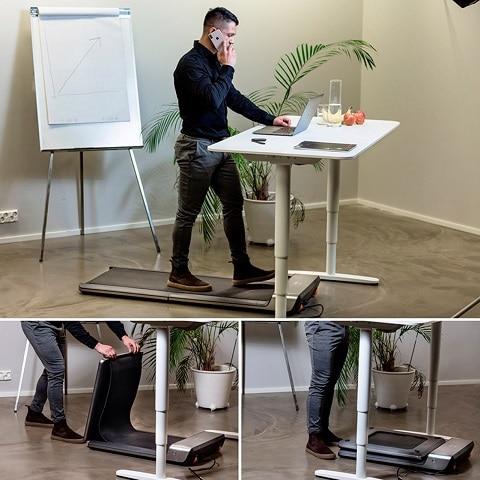 Gymstick Walking Pad Gåbånd (Bedste gåbånd til kontor)