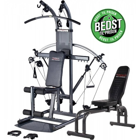 Finnlo Bio Force Multi Træningsmaskine (Bedst til prisen)