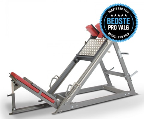 Gymleco 200-series 245 Leg Press / Hack lift (Bedste PRO valg)