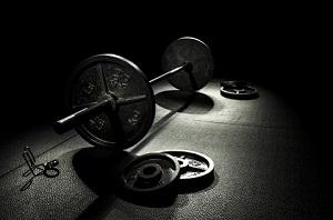 vægtsæt sort