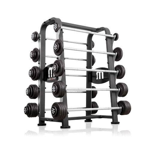 vægtstangholder 10 vægte
